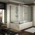 Mampara de bañera Clear